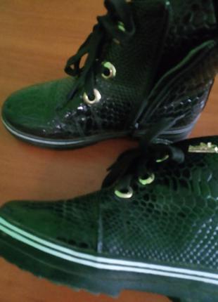 Ботинки супер.