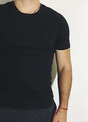 Мужская футболка hugo boss