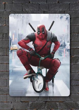 Постер, картина - Deadpool