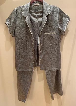 Ночная пижама с брюками marks & spencer