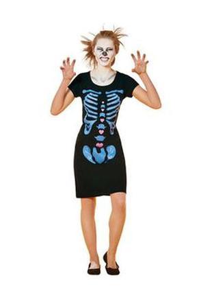 Туника платье ночнушка р.ерво 44 46 германия хэллоуин