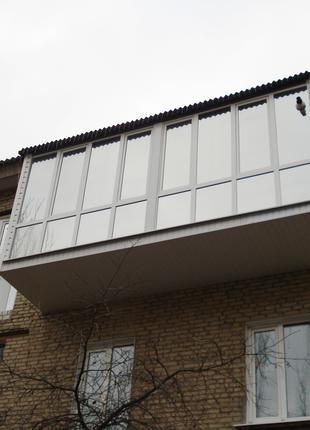 Балконы и лоджии под ключ в Северодонецке 15 лет на рынке!