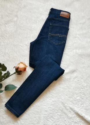 Brax джинсы синие женские размер 27/30