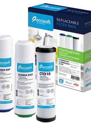 Комплект картриджей Ecosoft (Наша Вода) #5