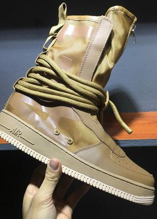 👟 кроссовки nike air force 1 special field 👟
