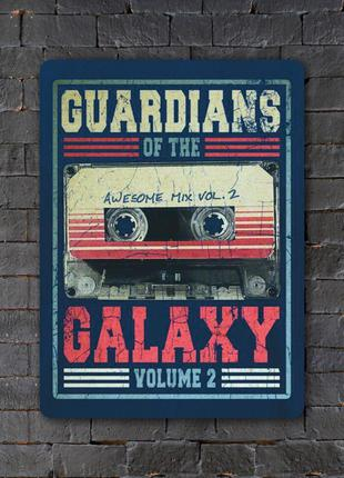 Постер, картина - Guardians of the Galaxy 2