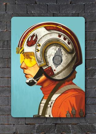 Постер, картина - Скайуокер