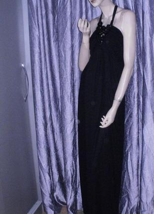Платье в пол . с бирками
