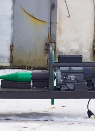 Дровокол , конусный дровокол , колун , дровокол 2,2 кВт , СКИФ...