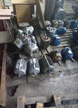 Электродвигатель, електромотор, дешевле не найдете складского ...