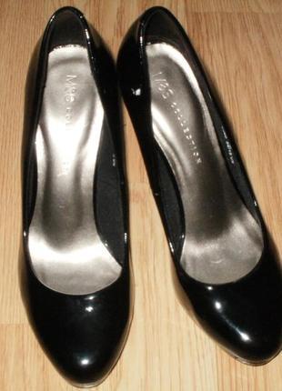 Туфли на каблучке. модные, идеальные!