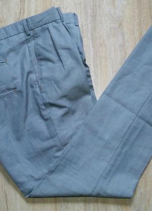 Мужские брюки зауженного кроя Zara Man