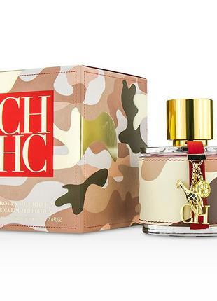 Carolina Herrera CHCH Africa Limited Edition Women. Вода женская