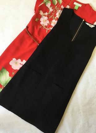 Джинсовое платье miss selfridge размер 12/14