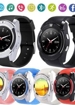 Смарт часы v8,Smart watch v8,умные часы,смарт годинник,часы-те...