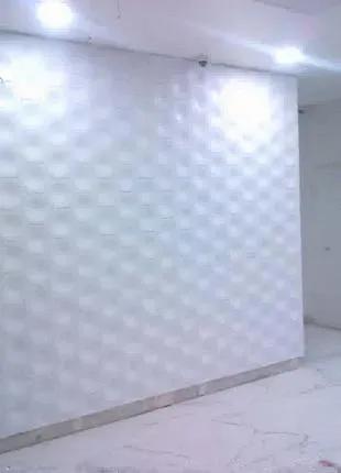 3D панели, Декоративная плитка для стен. Гипсовые панели
