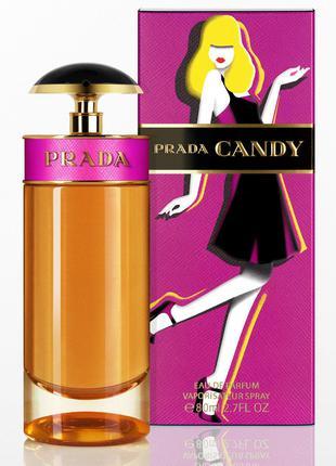 Prada Candy.  Женская туалетная вода