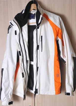 Куртка водостойкая туристическая