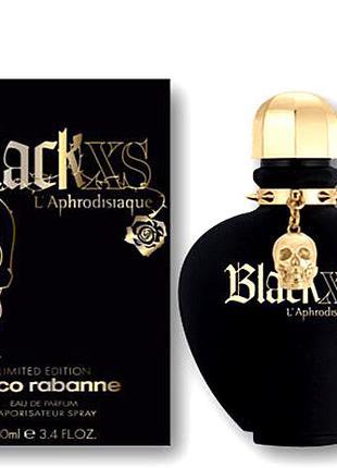 Paco Rabanne Black XS L*Aphrodisiaque.  Туалетная вода женская