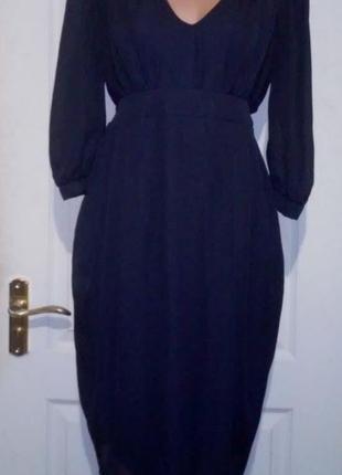 Шифоновое платье для беременных от асос