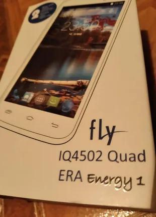 Новые наушники к смартфону Fly IQ4502 Quad Era