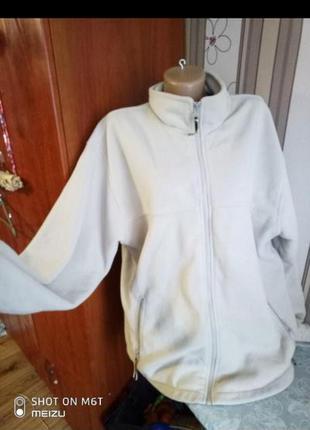 Флиска флисовая куртка на подкладке