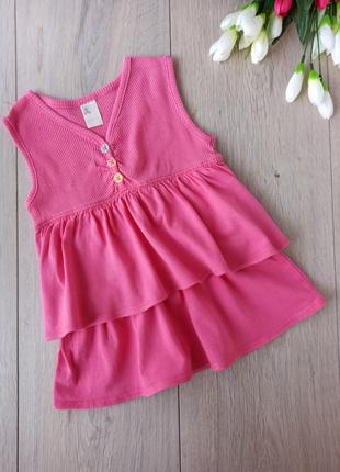 Платье для малышки 12-18мес.