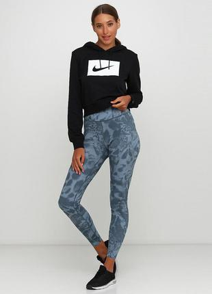 Лосины леггинсы nike womens all-in lux tights оригинал! - 20%
