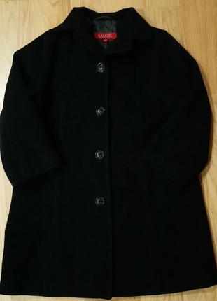 Стильное шерстяное пальто l.o.g.g.