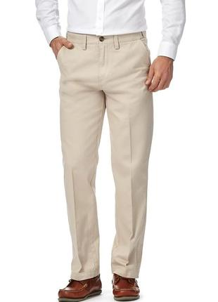 Maine new england кремовые штаны
