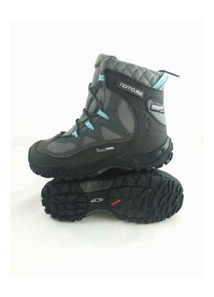 Salomon ботинки зима waterproof