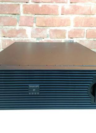 Бесперебойник ИБП APC Smart-UPS RT 6000VA(SURT6000XLI)