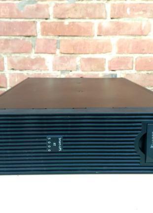Бесперебойник ИБП APC5000 Smart-UPS RT 5000VA (SURTD5000XLI)