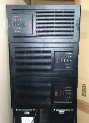 Бесперебойник, ИБП APC SMART-UPS 5000VA (SUA5000RMI5U)