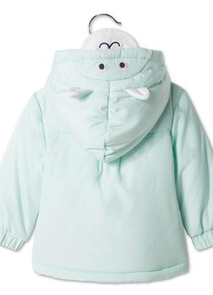 Новая демисезонная куртка для девочки c&a германия