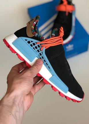 Шикарные кроссовки 🍒adidas pw solar hu nmd x pharrell williams🍒