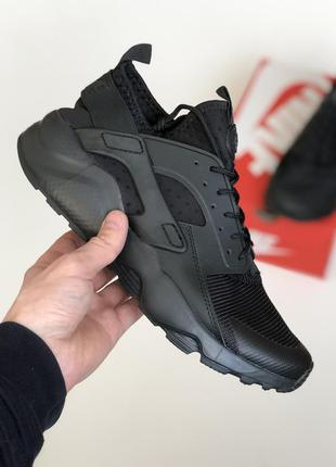 "Шикарные кроссовки 🍒nike air huarache ultra ""black "" 🍒"