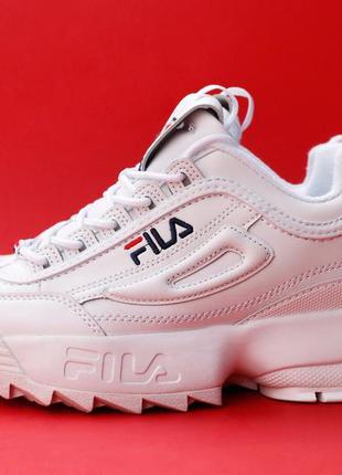 Шикарные кроссовки 🍒fila disruptor 🍒