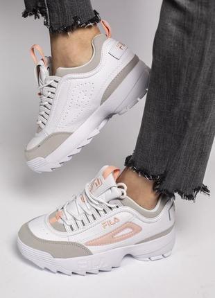 Шикарные кроссовки 🍒fila disruptor 2🍒