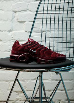 Шикарные кроссовки 🍒nike air max plus tn triple 🍒