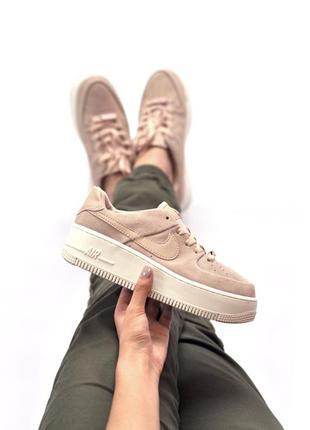 Шикарные кроссовки 🍒nike air force sage low🍒