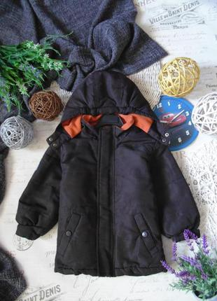 Cтильная куртка демисезонная papagino