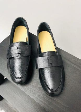 Lux обувь‼️распродажа‼️натуральные кожаные туфли без каблука н...