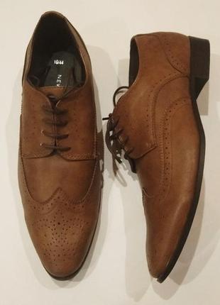 Туфли оксфорды . новые .