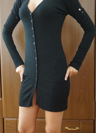 Новое платье - кардиган - размера м