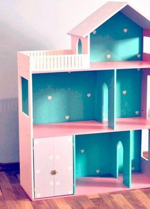 Кукольный домик Дом для кукол Ляльковий будиночок