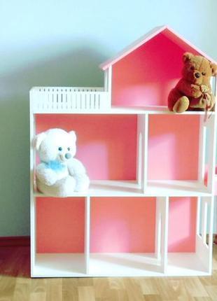 Развивающий Кукольный домик для кукол Монстер Хай Барби Лол Акция