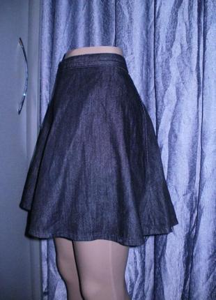 Новая юбка next  jeans размер 12