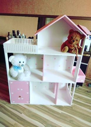 Акция!!! Развивающий Кукольный домик для БАРБИ Дом для Монстер...