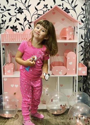 Дом для кукол Барби лол Кукольный домик Barbie lol house